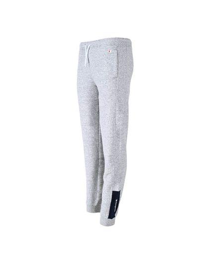Otroške hlače na patent Champion ® 305864 - sive