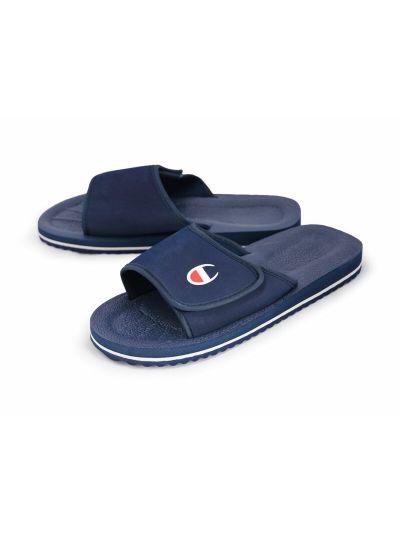 Moški / otroški sandali - natikači Champion® S20598 modri BLI