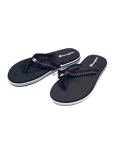 Moški sandali - japonke Champion - S24226 - črni NBK