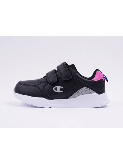 Otroška športna obutev Champion® GRAFIK S32108 - črni/ciklam