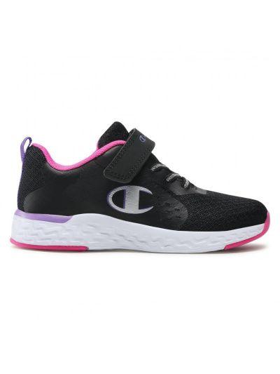 Otroška športna obutev Champion BOLD S32125 - črna / roza