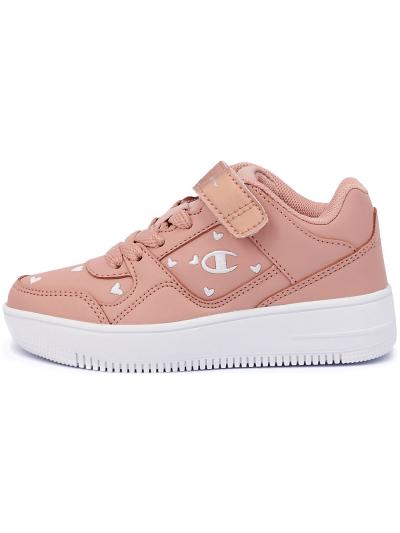 Dekliška obutev Champion® REBOUND S32127 - pastelno roza