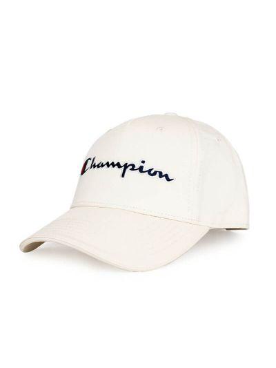 Letna kapa z vizirjem Champion ® 805300 - sprano bela