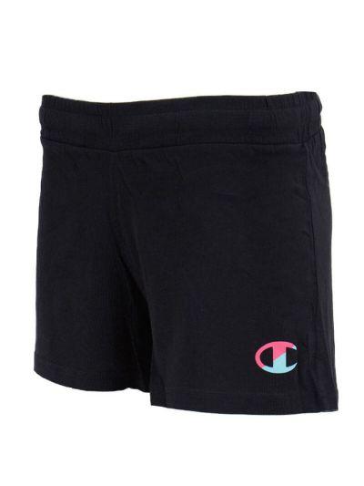 Ženske kratke hlače Champion 112836 - črne