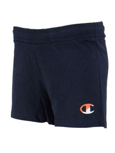 Ženske kratke hlače Champion 112836 - navy