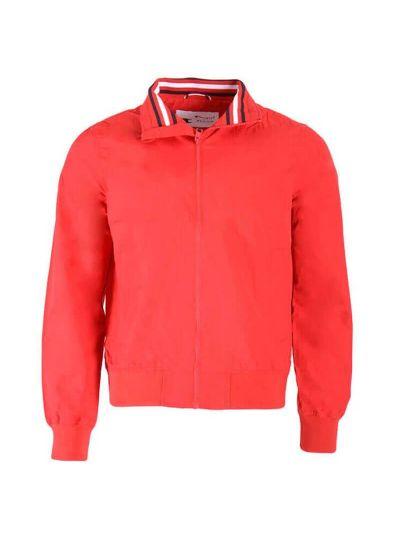 Moška vetrovka Champion Sailor Jacket 215641 - rdeča