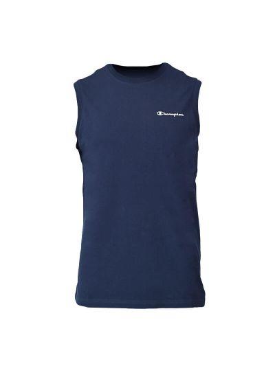 Moška športna majica brez rokavov Champion® 214154 - navy