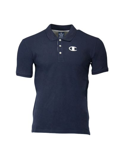 Moška polo majica Champion® 214399 - navy