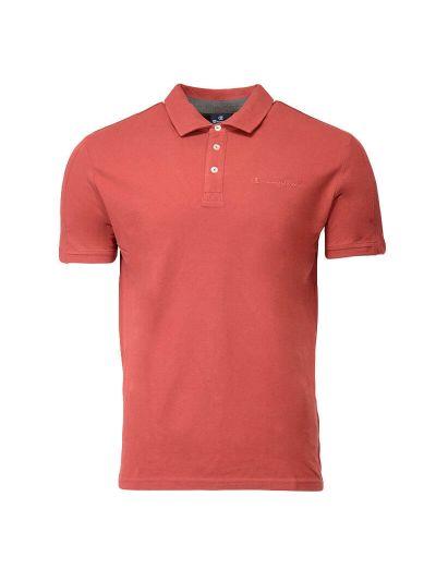 Moška polo majica Champion 216089 - rdeča