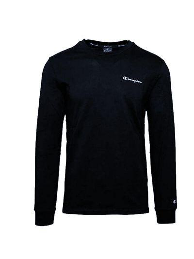 Moška majica z dolgimi rokavi Champion® 214756 - navy