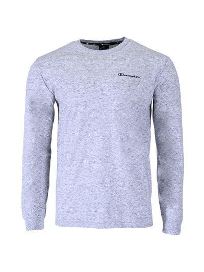 Moška majica z dolgimi rokavi Champion® 214756 - siva