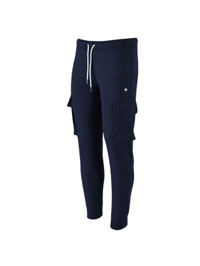 Moške dolge cargo hlače Champion ® 216609 - navy