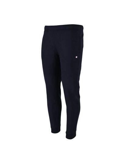 Moške dolge hlače na patent Champion ® 214958 - črne