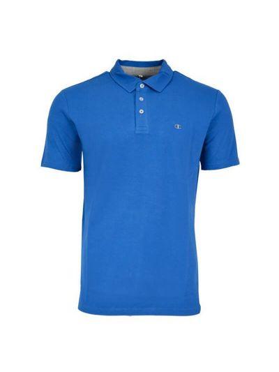 Moška polo majica Champion® kratek rokav svetlo modra OLB/OXG