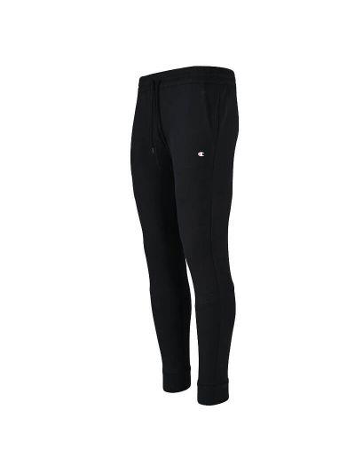 Moške dolge hlače na patent Champion ® 216613 - črne