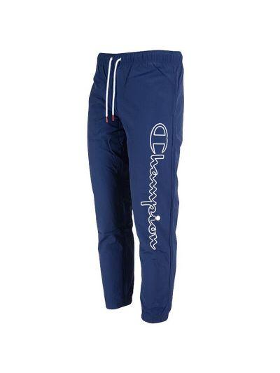 Moške dolge hlače na patent Champion 214241 - modre
