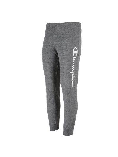 Moške dolge hlače Champion na patent 215096 - sive