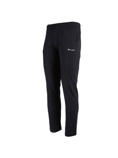 Moške letne dolge ravne hlače Champion 212923 - črne