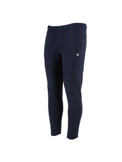 Moške dolge hlače na patent Slim Fit Champion 216013 - navy