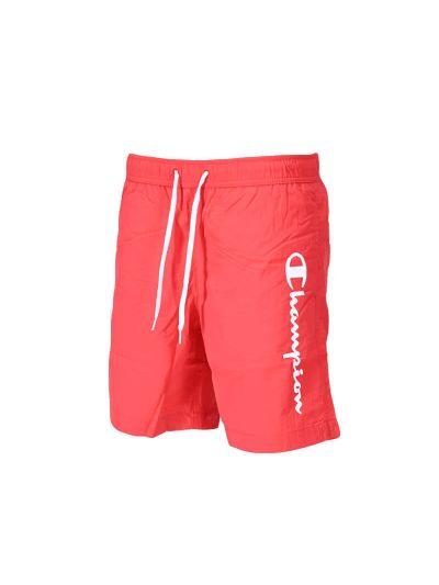 Moške kratke kopalne hlače Champion® 216068 - rdeče