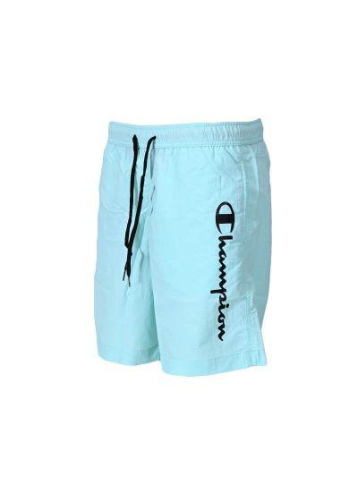 Moške kratke kopalne hlače Champion® 216068 - mint
