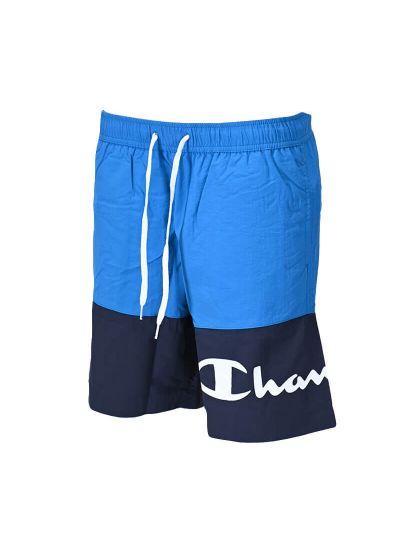 Moške kratke kopalne hlače Champion® 216070 - modre / navy