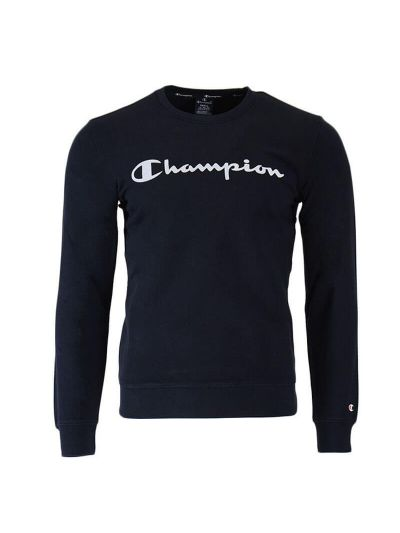 Moški pulover Champion 214140 - navy