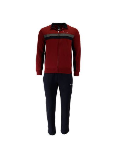 Moški športni komplet Champion® 213595 - temno rdeč / navy