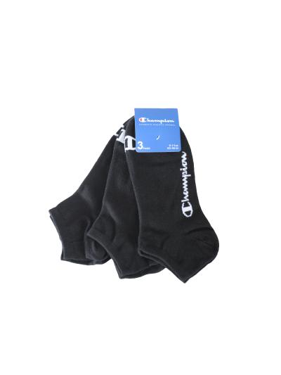 Nogavice kratke Champion® 804560 - črne