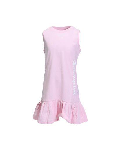 Dekliška poletna obleka Champion 403817 - pastelno roza
