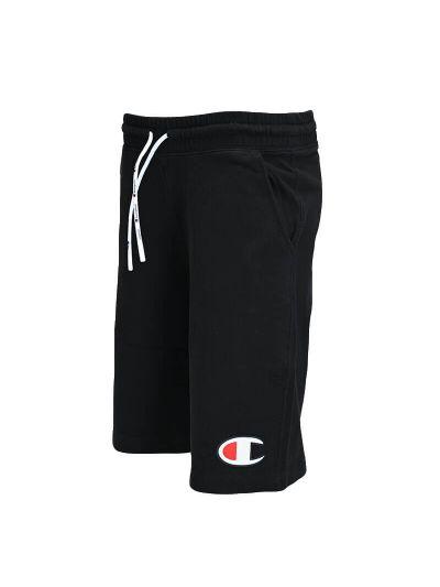 Ženske bermuda hlače Champion® ROCHESTER 112647 - črne