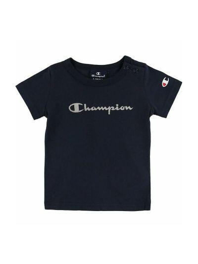 Baby majica s kratkimi rokavi Champion® 305282 - navy