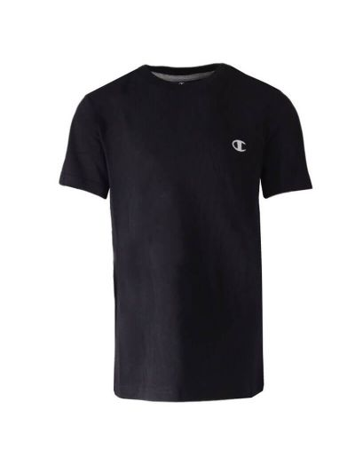 Otroška majica Champion® 2 kompleta - kratek rokav - črna