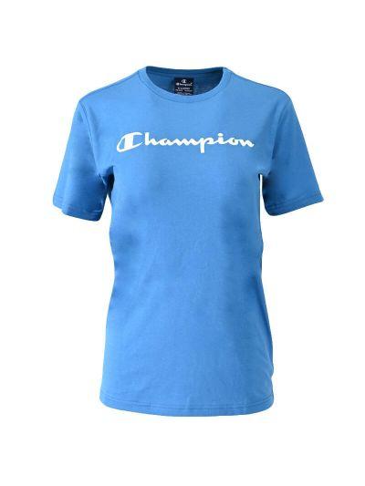 Otroška majica kratek rokav Champion ® 305365 - modra