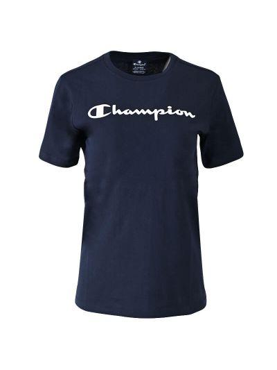 Otroška majica kratek rokav Champion ® 305365 - navy
