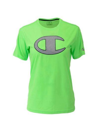 Otroška športna majica Champion TRAIN 305289 - zelena