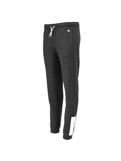 Otroške hlače na patent Champion ® 305864 - črne