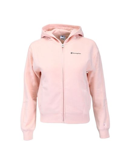 Dekliška jopa s kapuco Champion ® 404210 - pastelno roza