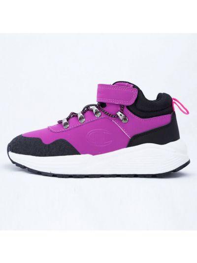 Otroška pohodna obutev Champion CLIMB RX S32231 - vijolična