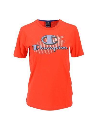 Otroška športna majica Champion GRAPHIC 305332 - rdeča