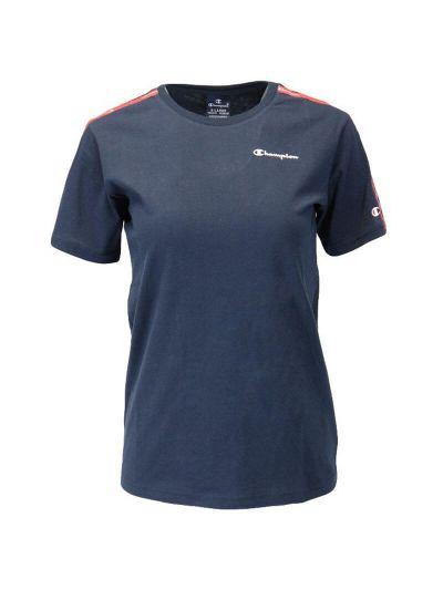 Otroška športna majica Champion 305191 American Type - navy