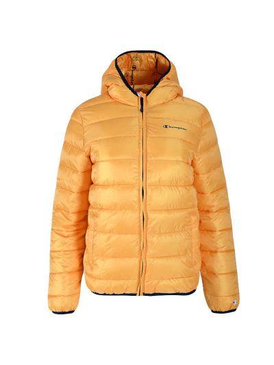 Otroška jakna s kapuco Champion ® OUTDOOR 305826 - rumena