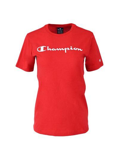 Otroška majica kratek rokav Champion ® 305365 - rdeča