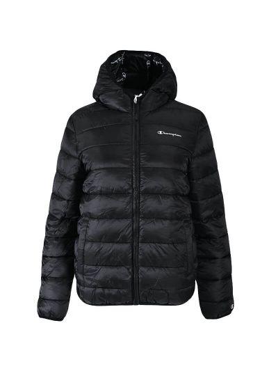 Otroška jakna s kapuco Champion ® OUTDOOR 305826 - črna