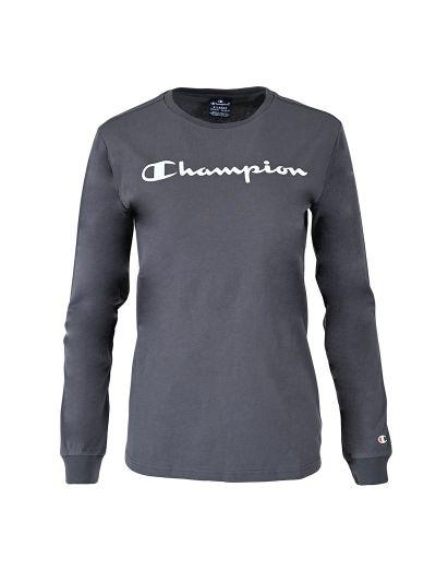 Otroška majica z dolgimi rokavi Champion ® Legacy 305366 - siva