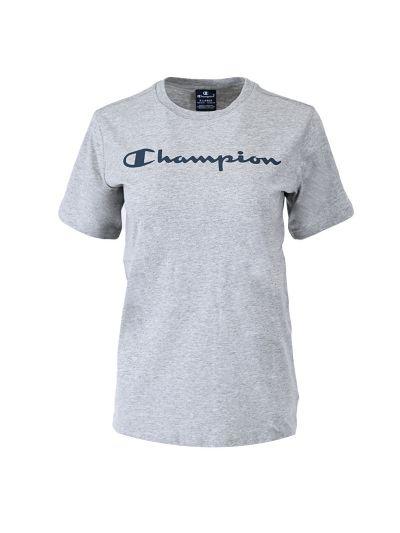 Otroška majica kratek rokav Champion ® 305365 - siva