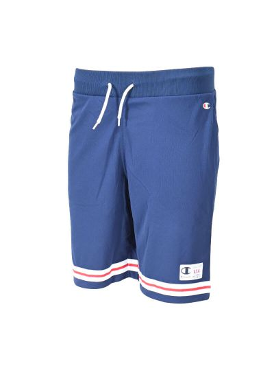 Otroške bermuda kratke hlače Champion 305635 - modre