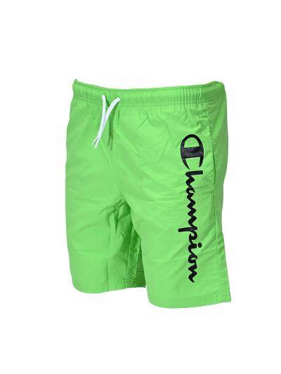 Otroške kopalne hlače Champion 305271 - fluo zelene