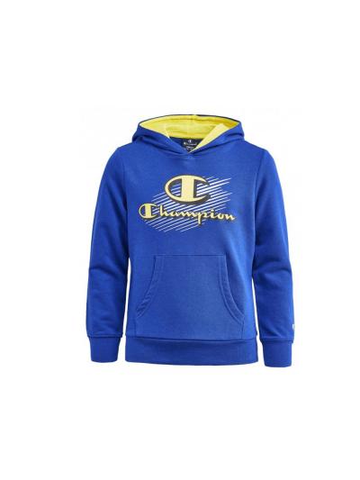 Otroški pulover Champion® 305206 s kapuco - svetlo moder