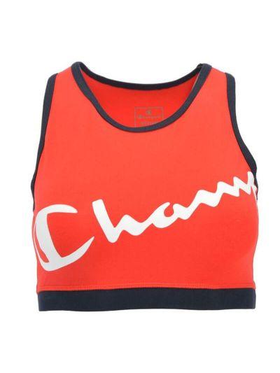 Ženski športni nedrček Champion® 111537 rdeč